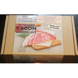The Original Bacon Curing Kit
